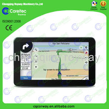 GPS supplier in China with research and development factory car gps maps download