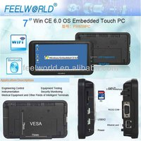 7 inch 12v lcd tablet PC embedded 6.0 windows all in one with wholesale computer prices