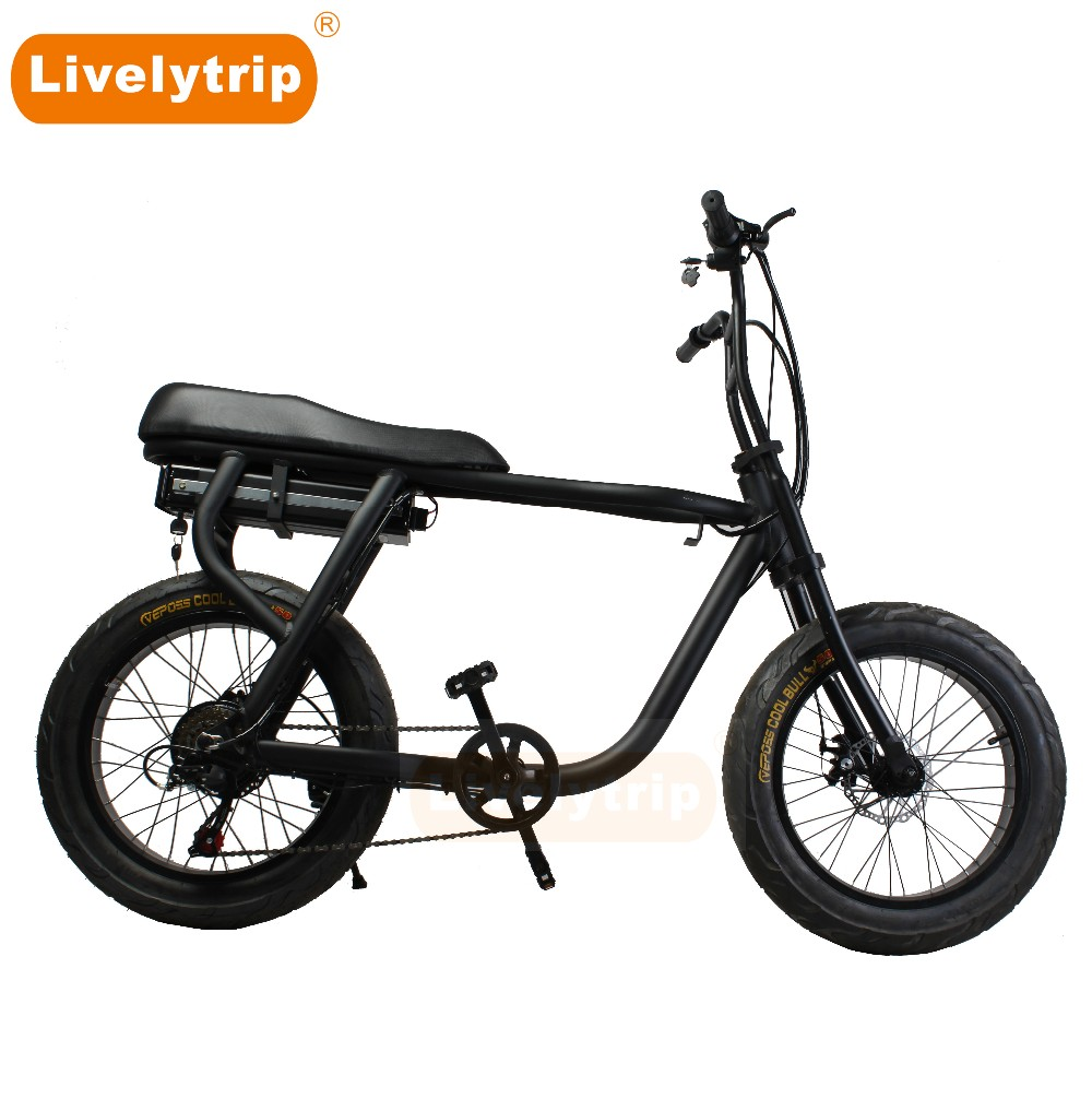 Super 20 inch mini fat <strong>Electric</strong> bike with pedals