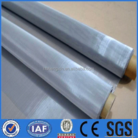 wholesale plain weave 304 316 stainless steel wire mesh