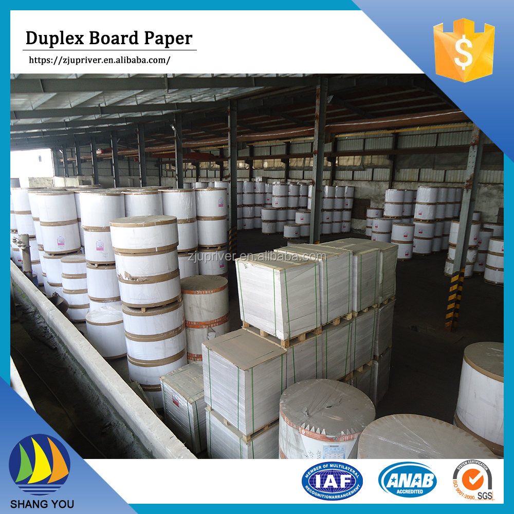 Unique Design paper carton 300gsm coated duplex card board