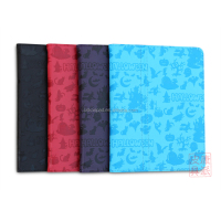 2015 hot selling high quality leather cases for ipad for Halloween series