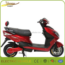 Best sell motion two wheel electric scooter review CE certification