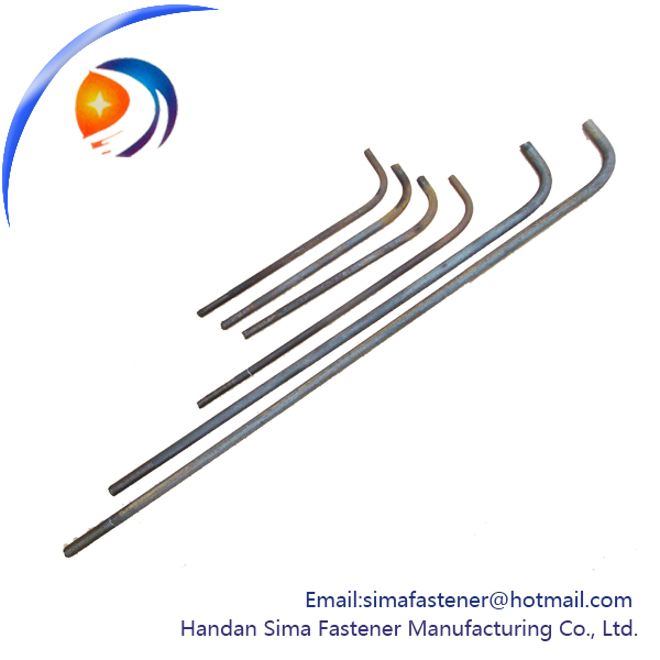 Anchor bolt,high tensile foundation bolt from China supplier,kinds of special bolt for you choose