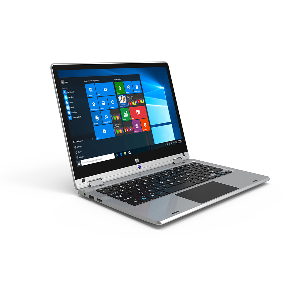 11.6 inch yoga <strong>laptop</strong> Rotating 360 Degree touch screen yoga notebook