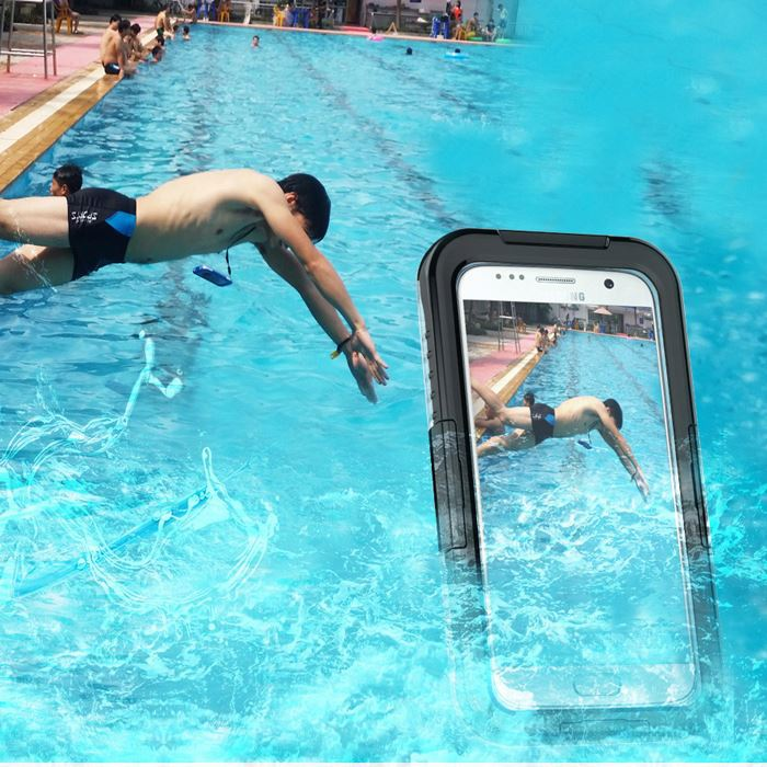 Snow Proof Waterproof Water Resistant Smartphone Hard Case Manufacturers