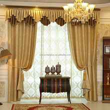 Remote control motorized cool curtains for window