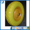 Yinzhu manufacturer environmental wheel eva solid tyre 16*4.00-8 for barrow wheel