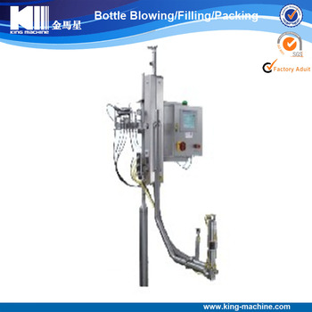 Liquid Nitrogen Filling Machine