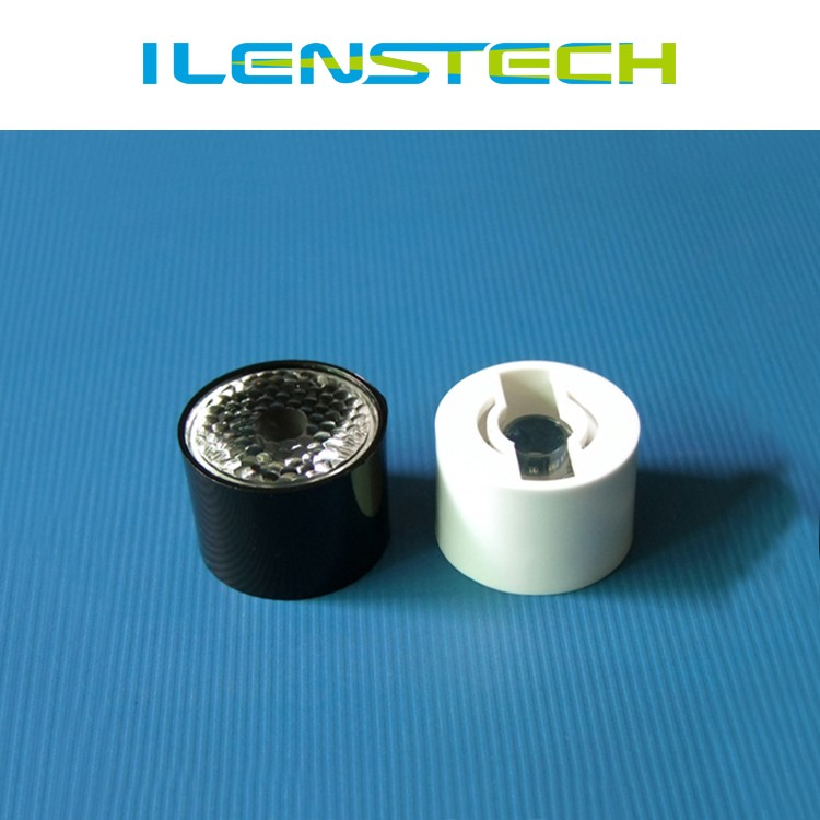 asymmetic led lens linear lenses for wall washer lighting