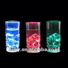 Water-sensor LED Flashing shot glass