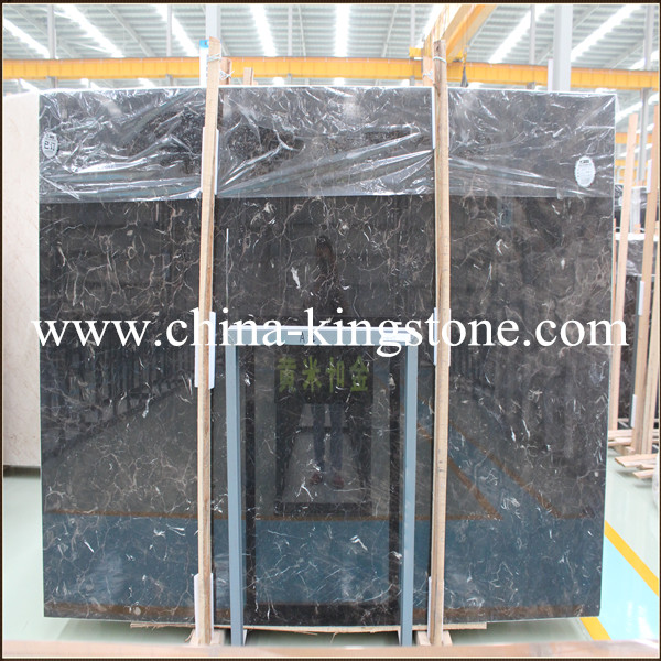 Factory Direct chocolate marble slab (Direct Factory Good Price )