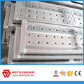 Good wear resistance Metal Plank for scaffolding system nade in china for africa