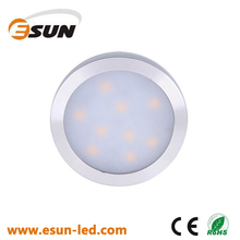 ESUN Hot Sale 2W Dimmable LED Puck Light Under Cabinet LED Light