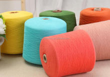 100%Cotton NE 8/2 Gassed Mercerized Dyed Yarn for Knitting