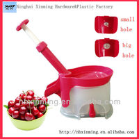 kitchen gadgets plastic handle cherry pitter