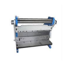 3-in-1/760 combination of shear brake and rolling machine
