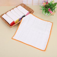 High quality Naturally Antibacterial super soft bamboo kitchen cleaning cloths dish wash cloth dust wipe