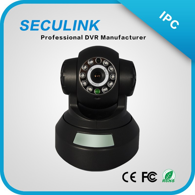 P/T/Z control LED IR len camera mobile wifi IPC camera