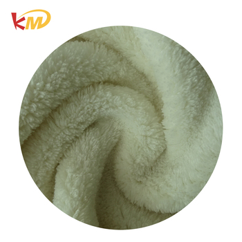 Reasonable price new style shu velveteen cloth fabric for pajamas factory price