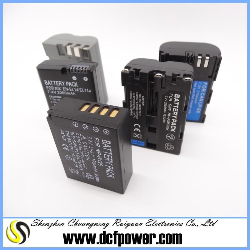 OEM factory price for u-600 u-1000 mju digital 400 mju 410 mju digital 500 digital camera recharge battery pack DB-L10A L10A