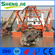 Qingzhou 18 Inch Cutter Sand Suction Dredger