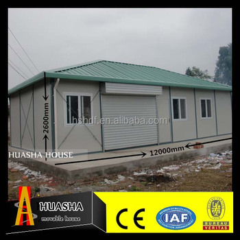 China supplier prefabricated apartment house villa for sale