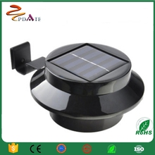 High Lumen Bright LED Solar Garden Light Parts For Outdoor Lighting