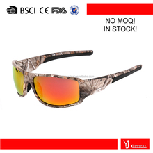 In stock High Quality Low Price Sunglasses polarized orange lens hunting sun glasses