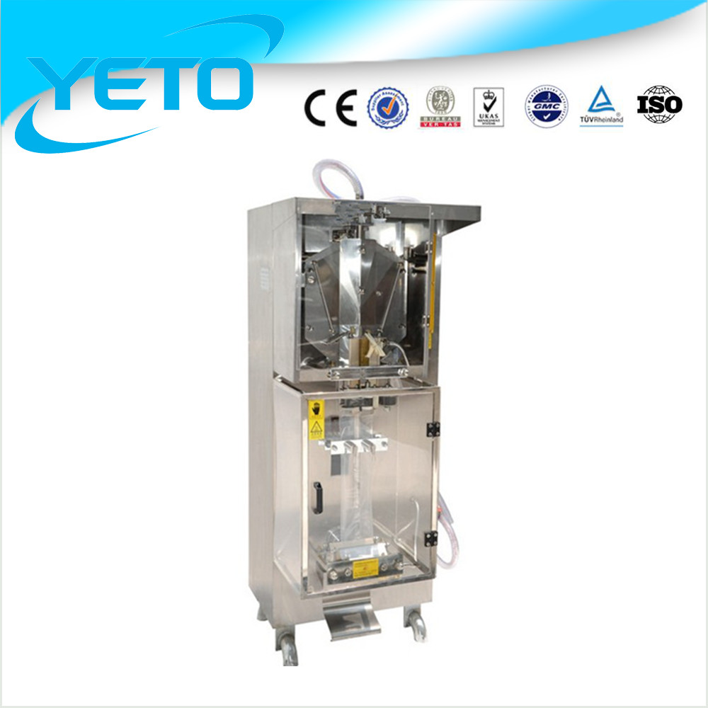 Automatic beverage / milk /water pouch filling packing machine Liquid food packaging machine