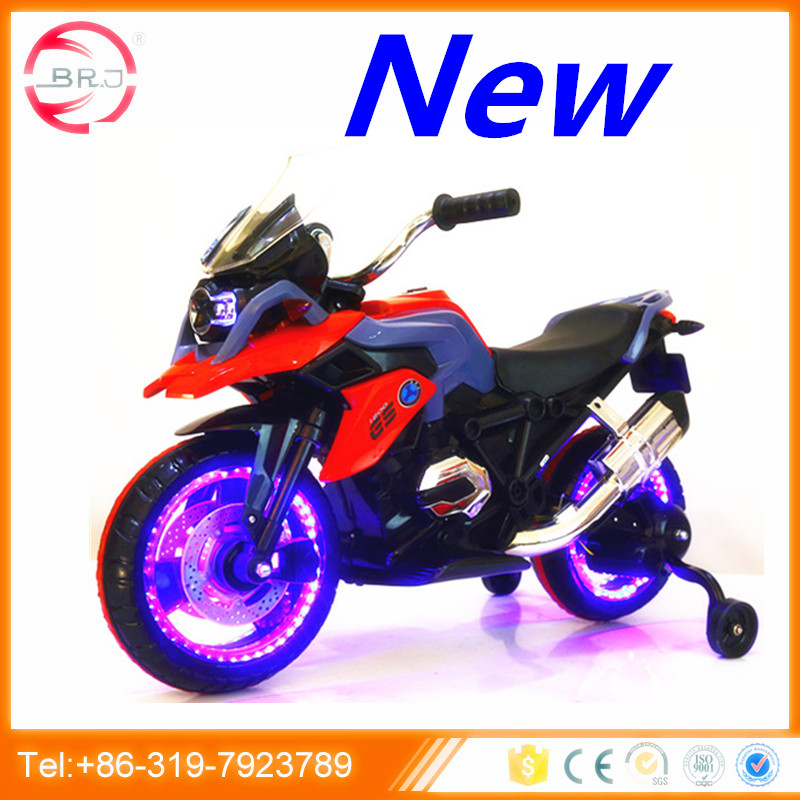 Factory Price 6V Kids Electric Motorcycle Children Ride On Toy Motorbike Battery Powered Baby motorcycle