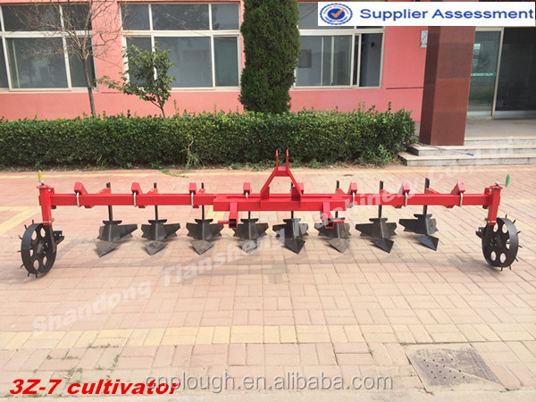 Agricultural equipment implements product cultivating machine cultivator