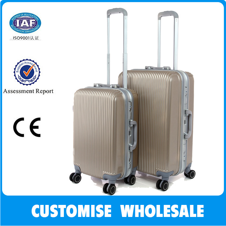 Multifunction business suitcase 20 24 inch trolley luggage