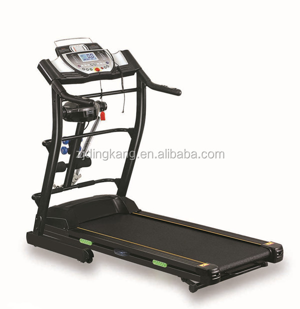 Yijian small electric treadmill 9007C manual incline running machine