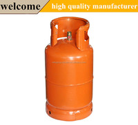 12.5kg 26.5L lpg gas cylinder for Nigeria