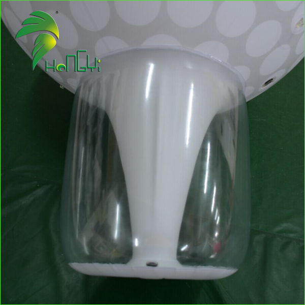 Customize Inflatable Golf Ball , Inflatable Sports Replica For Advertising