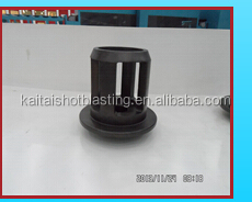 spare parts control cages of shot blasting machine /sand blaster