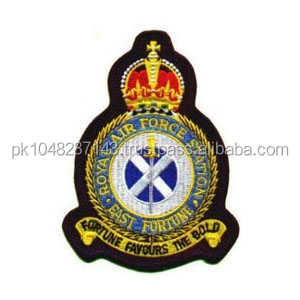 Top Quality Customized Machine Embroidery Badges