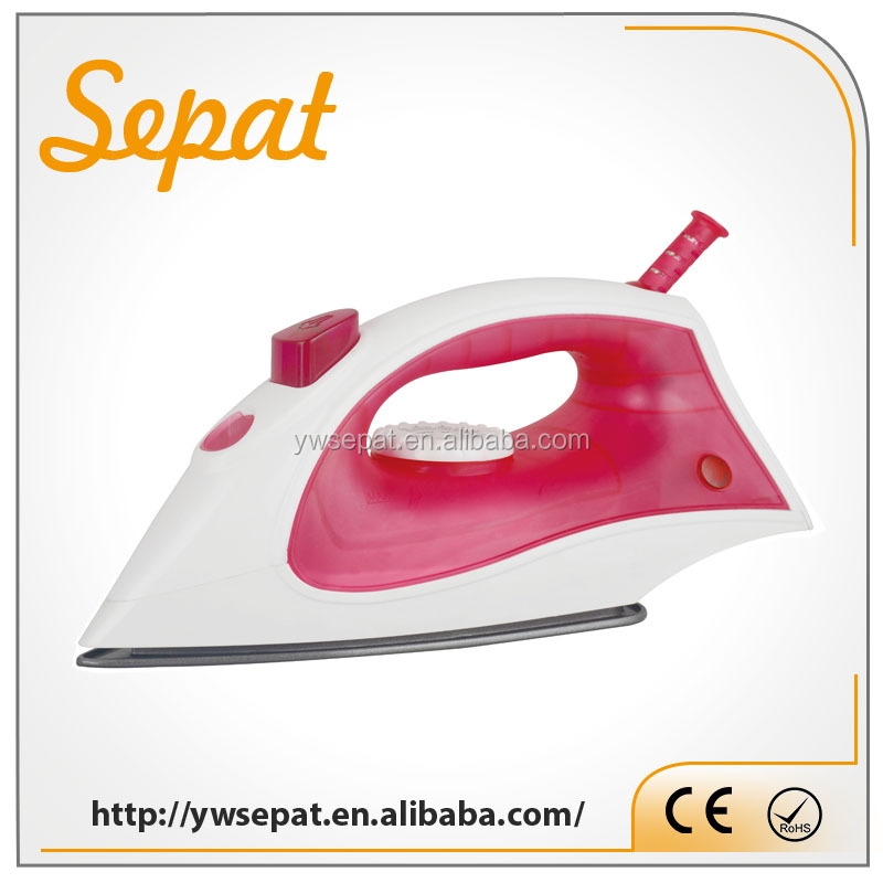 DC 12V 150w steam iron for clothes solar electric iron
