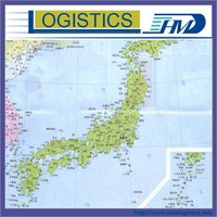 Professional cargo transport by Air from China to Japan