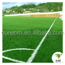 The latest dorelom durable Monofilament indoor soccer turf of artificial grass carpets for football stadium
