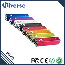 CE,FCC approved mobile phone power banks
