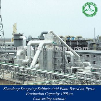 Shandong Dongying Sulfur Sulfuric Acid Plant