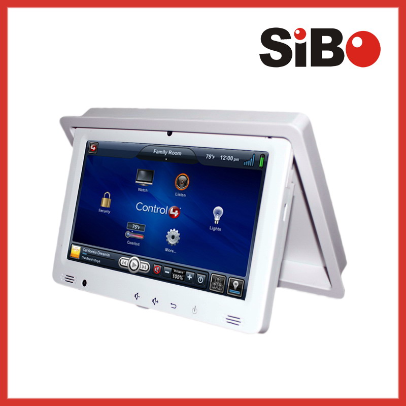 Embedded Android 4.0 Touch Screen Panel For Remote Contorl