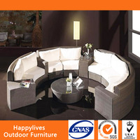 HL2236 Chinese indoor/outdoor furniture importers,Garden rattan furniture