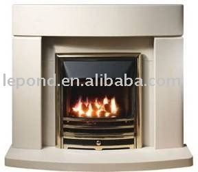 fire proof glass for fireplaces/fire resistant glass