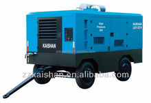 Diesel Portable Screw Air Compressor LGCY-22/14 with manufacturers in China