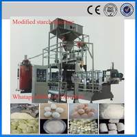 modified starch production line machine equipment