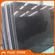 China cheap chinese absolute black granite slabs price