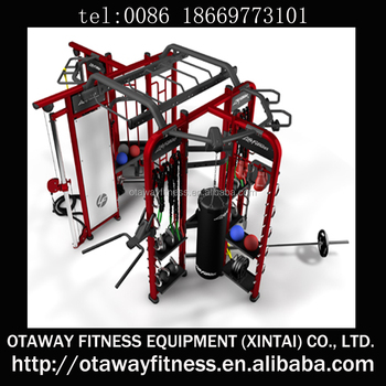 Fitness Equipment /crossfit synrgy 360 muti gym equipments S-2001
